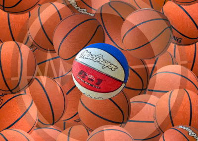 stand-pit-amongst-competition-if-you-want-to-become-recognizable-and-remembered-consistently-basketball-creative-ad-with-money-ball-reference-and-logo-design-implemented