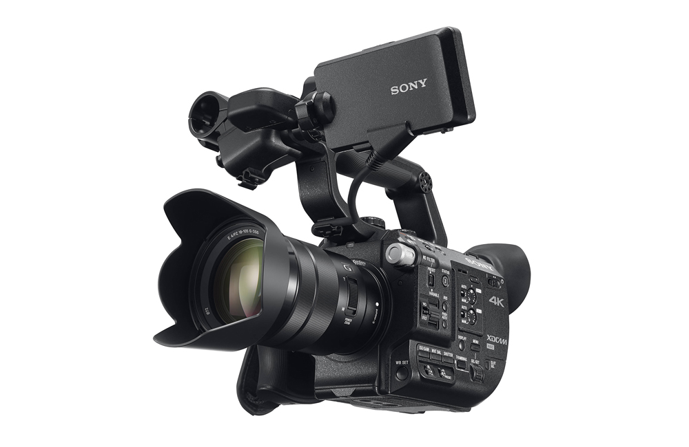 our-videography-team-uses-two-sony-fs5-video-cameras-that-equip-us-with-quality-when-filming-our-phoenix-creative-production-services